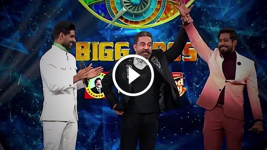 'கப்' அடித்த ஆரி: பிக் பாஸ் பைனலில் நடந்த மனதை நெகிழ வைத்த காணொளி !!
