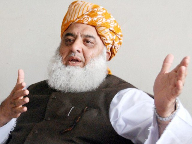 عمران خان کو این آر او نہیں دوں گا ۔ مولانا فضل الرحمان