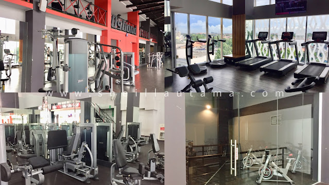 Review Osbond Gym Mall Bassura