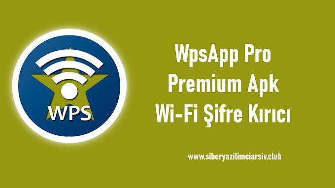 WPSApp Pro Premium APK | Wi-Fi Şifre Kırıcı v1.6.47
