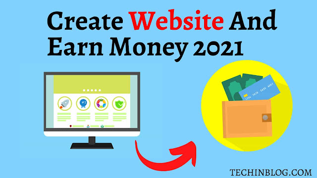 Create Website And Earn Money Without investment