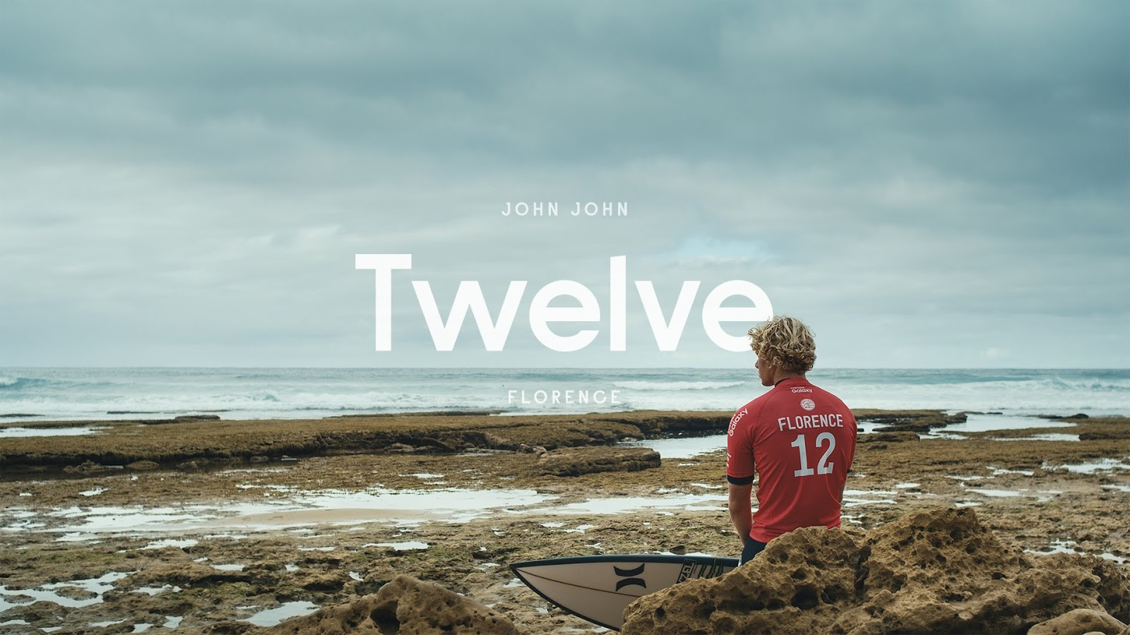 Hurley Presents Twelve A New Series From John John Florence 1 of 7