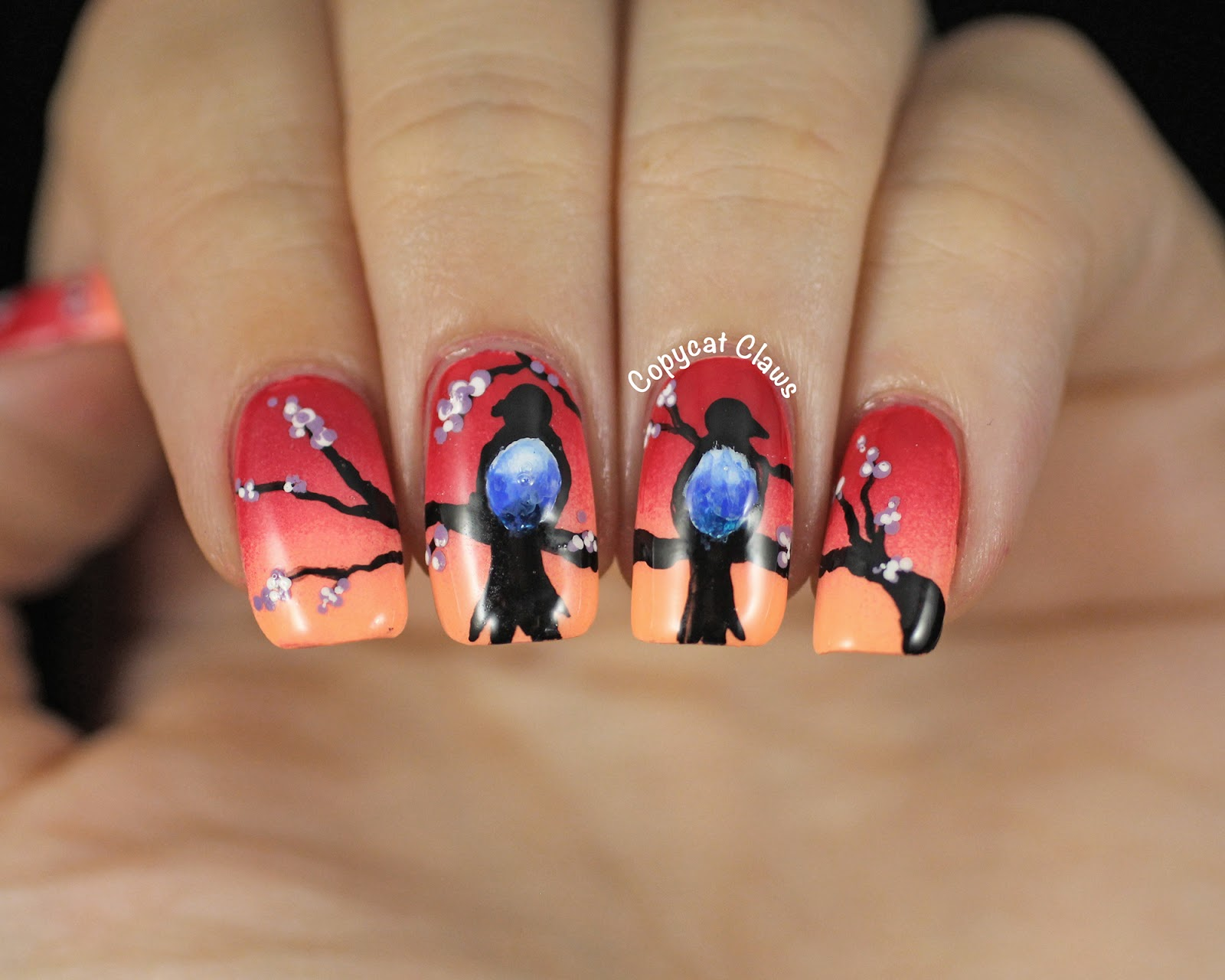 Copycat Claws: 31DC2014 Day 27 - Inspired by artwork