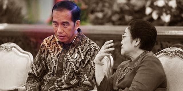 Selalu Andalkan Luhut, Jokowi Belum Pantas Disamakan dengan Megawati, Apalagi Jadi Ketum PDIP