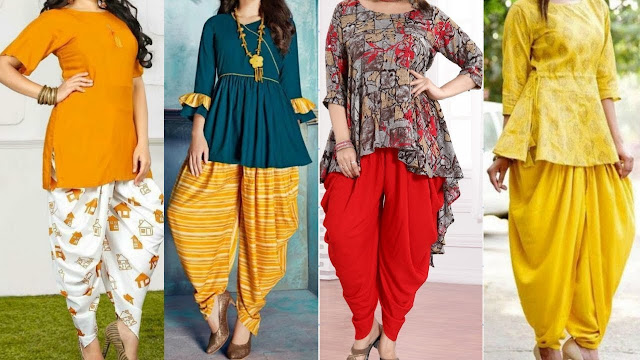 Trouser Style Salwar Suits for a Perfect Office Wear