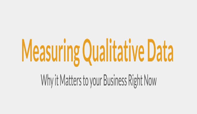 Qualitative Data Visualization #infographic