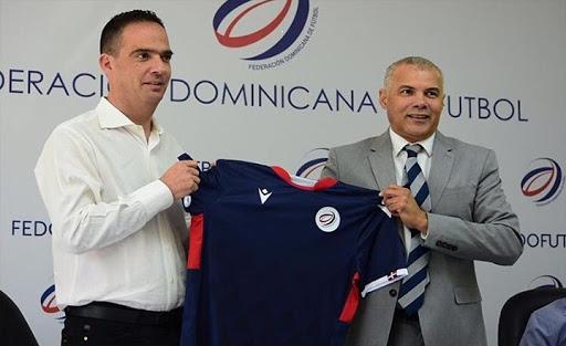 Jacques Passy nuevo Director Técnico de la Selección Dominicana