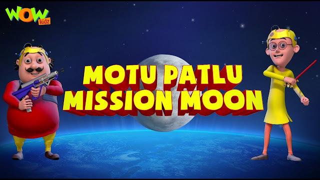 Motu Patlu Mission Moon