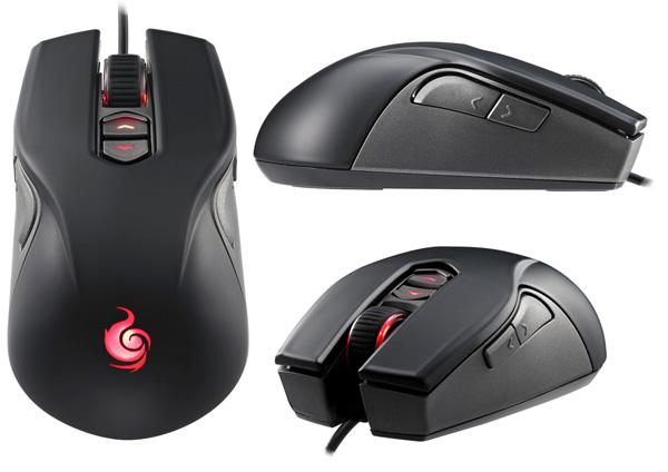 CM Storm Recon, Mouse Gaming untuk Tangan Kiri dan Kanan