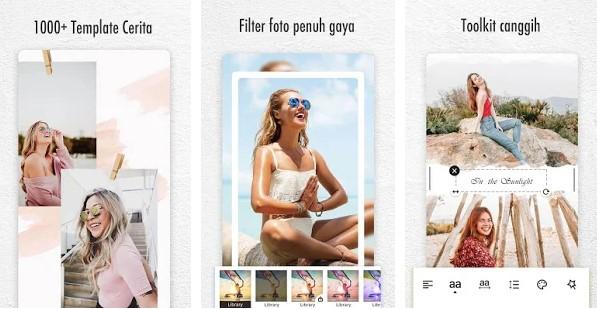 Aplikasi instastory instagram kekinian 2020