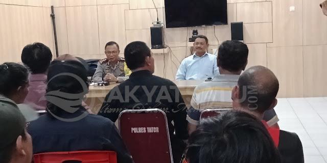Massa Lega, Kasus JRM Siap Dilimpahkan Ke Kejaksaan