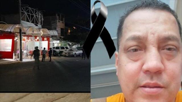 Asesinan a tiros a periodista en México, el cuarto en 2020