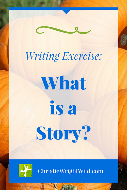 What is a Story? || someone wanted but so then | writing exercise | the main story question | Too Many Pumpkins by Linda Arms White