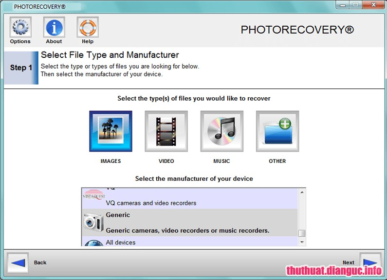 Download PHOTORECOVERY Professional 2018 5.1.8.1 Full Cr@ck