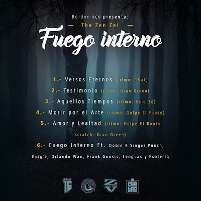 Bordon RCO - Fuego Interno
