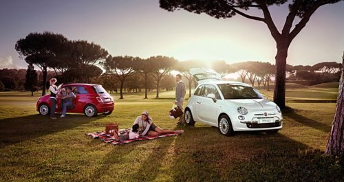 Fiat 500 Picnic