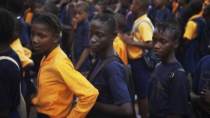 Sierra Leone president donates 3 months salary to free education programme