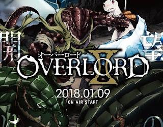 جميع حلقات انمي Overlord II مترجم عدة روابط