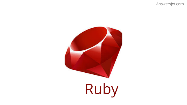 What is programming language?RUBY Most used programming languages