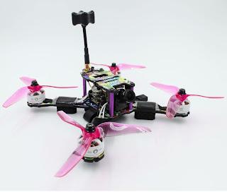 7 Fakta Unik Tentang Micro Drone Race Yang Populer di Tahun 2017