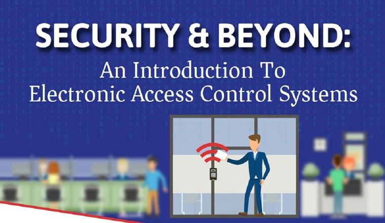 Electronic Access Control System #infographic