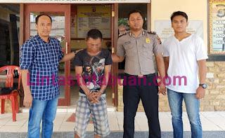 Buron Selama 3,8 Tahun, Salah Satu Pelaku Penculikan di Gedung Meneng Ditangkap Polisi