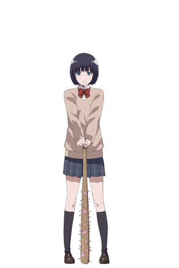 Anzu Haruno como Moka Goto
