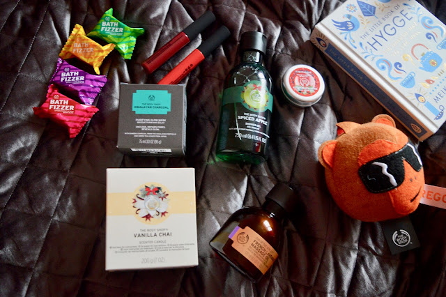 The Body Shop Haul and Glasgow Event