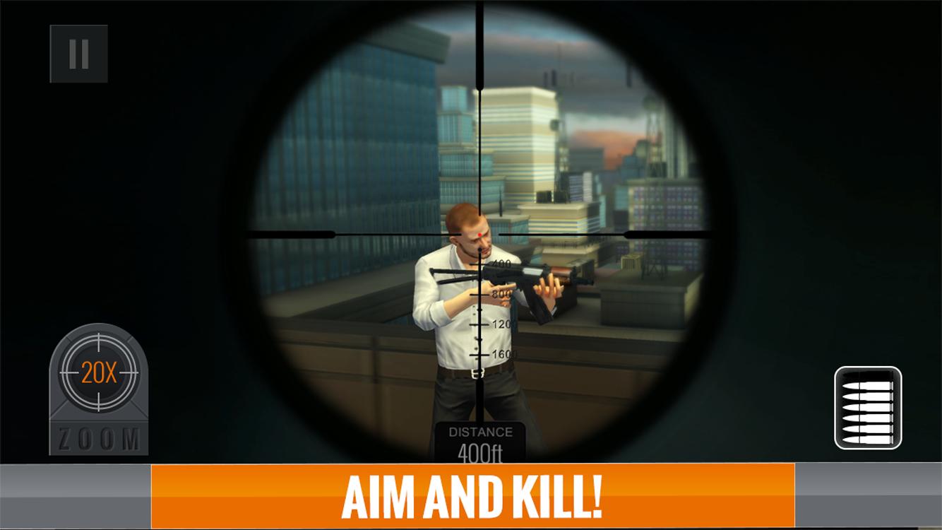 Sniper 3D Assassin v1.9.2 MOD APK+DATA Terbaru 2016 ...