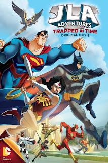 Aventurile Ligii Dreptatii: Captivi in timp (2014) online subtitrat