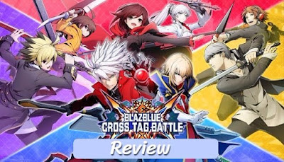 Review of BlazBlue: Cross Tag Battle, propaytm
