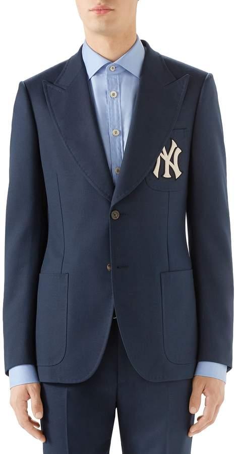 Gucci NY Yankees Sport Coat