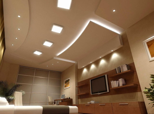 Looking for office lighting fixtures that maximize the light efficiency of the bulbs 30