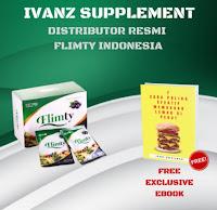 Flimty Fiber 1 Box 16 Sachet Diet Detox