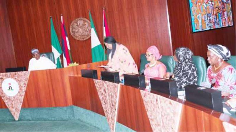 Mata A Nigeria Sun Bukaci A Basu Mukamin Mataimakin Shugaban Kasa A Shekara Ta 2019