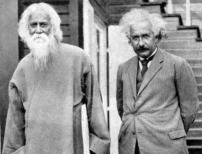 Tagore-Einstein
