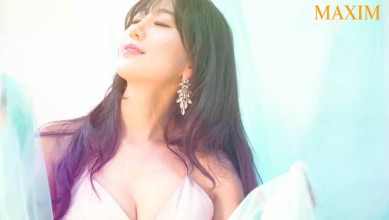 아나운서 몸매 원탑 매력적인 스포츠 아나운서 박신영