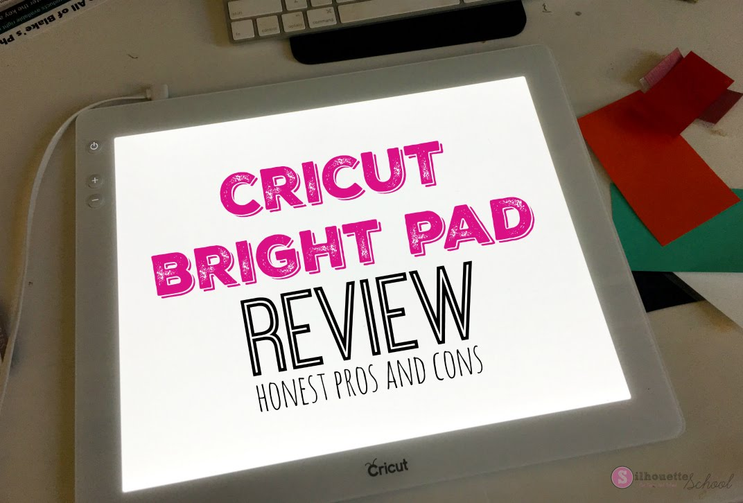 Cricut Bright Pad Review Does It Make Weeding Vinyl