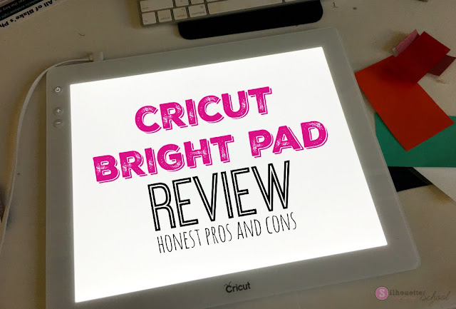 Cricut bright pad, best light pad, Cricut light pad review