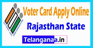 How to Apply Voter ID Online in Rajasthan