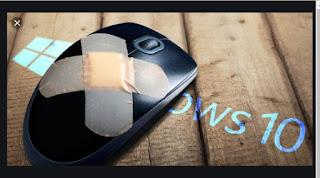 Windows 10 Jittery Mouse