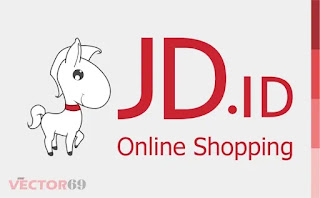 Logo JD.ID Online Shopping - Download Vector File PDF (Portable Document Format)