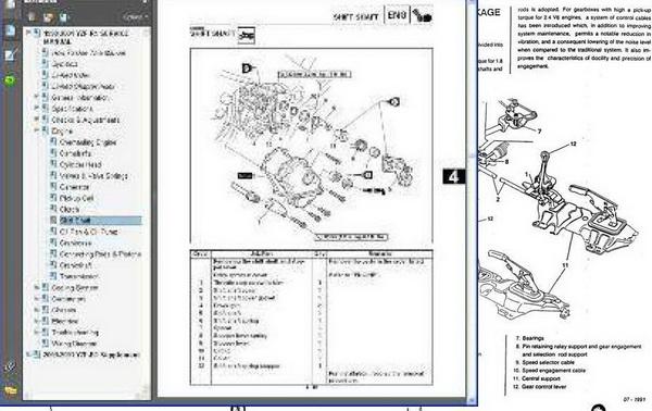 dodge caliber body service repair manual