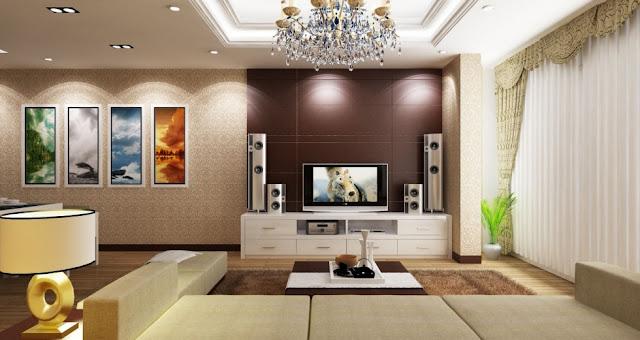 Những kinh nghiệm hữu ích khi thiết kế nội thất chung cư