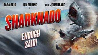 Imagen pelicula Sharknado Netflix