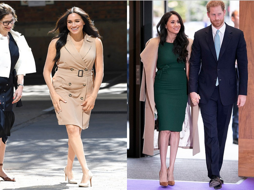 Fashion Today: Meghan Markle named as 2019's most powerful dresser
