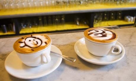 5 Best Coffee Shop in UK (United Kingdom)