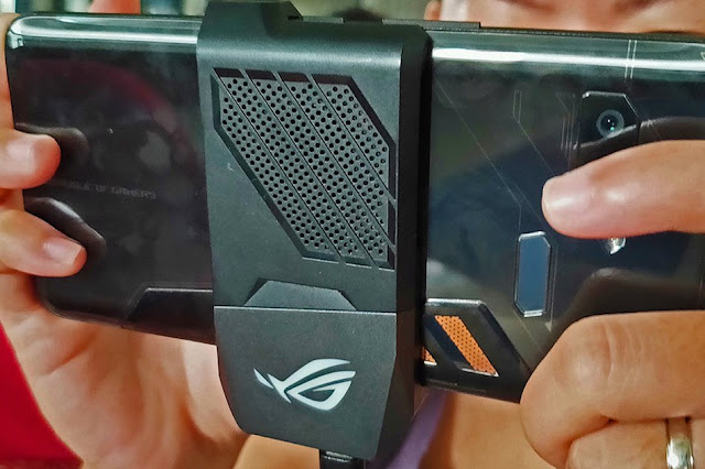 Asus ROG cellophane price and specification