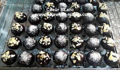 حلوة بالشوكولا سهلة وسريعة التحضير