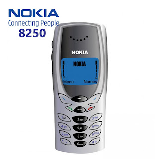 Nokia 8250, Si Mata Biru